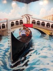 Romantic boat ride in the Vienna?